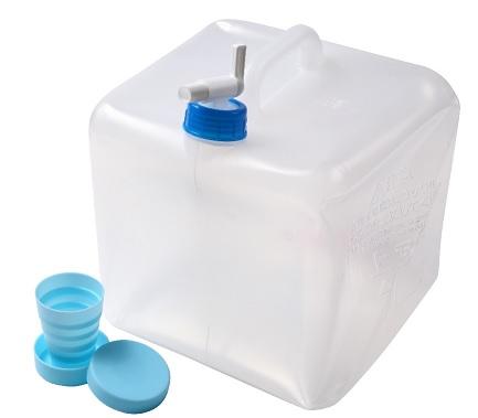 水タンク10L+コップセット 表紙の画像