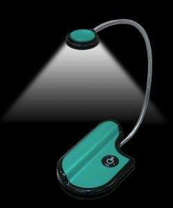 フレキシブルLEDポケットライト  Flexible LED pcket light スタンドライト状態の画像
