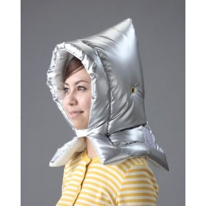 ガマカ防災頭巾 2